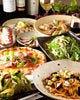 《本格ナポリピザはもちろん、生パスタ、肉料理、デザートまで料理11品コース★飲み放題は2時間半!》