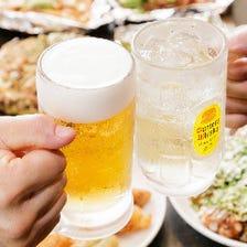 大阪観光に◎ご当地グルメで乾杯!
