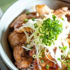 沖縄あぐー豚丼(1日5食限定)