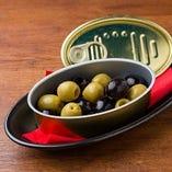 ミックスオリーブ/Mixed Olives