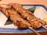 オリジナル料理 室蘭串