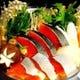 石狩鍋は味噌の香ばしさと鮭の旨味にお酒が進みます前日予約にて