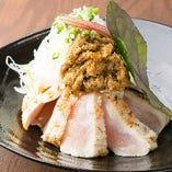 九州鶏のとりわさ