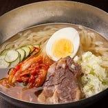 金獅子冷麺