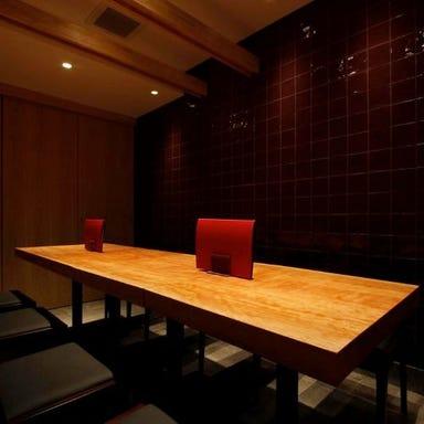 鉄板屋 上野 三代目 圭  店内の画像