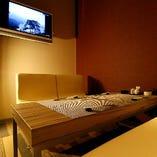 ワンランク上の上質な大人の空間VIP個室(WHITE)