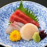 オリジナル料理で使用する魚は季節の新鮮なものを使用【東京都】
