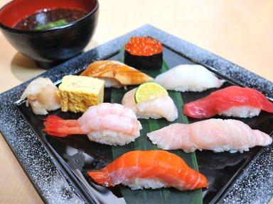 金沢回転寿司 輝らり  メニューの画像