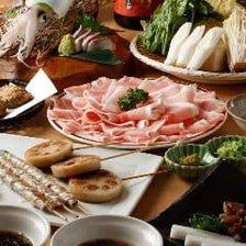 六本木で九州料理を堪能