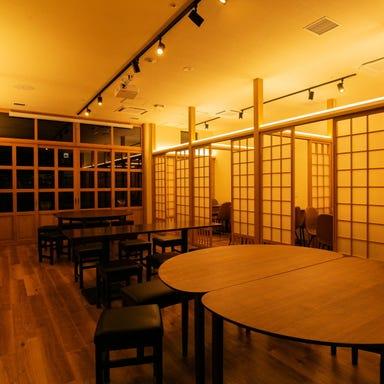 草津居酒屋 あとり  店内の画像