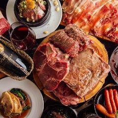 肉×ビール G&J (ジーアンドジェー)関内馬車道
