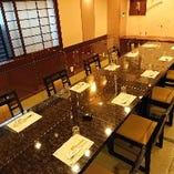 【2階宴会場】 テーブル・座敷・掘りごたつの個室を完備