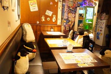 PG cafe(ペンギン カフェ)  店内の画像
