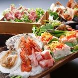 旬の新鮮魚介【全国各地】