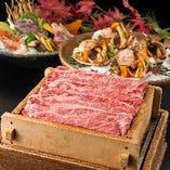 【宴会料理の大本命!燦コース】東奔西走し吟味された旬食材!