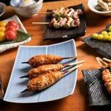 国産「新鮮な鶏肉」を使用したこだわり料理は各種宴会にオススメ
