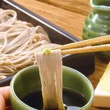 北海道幌加内産そば粉使用。【北海道】