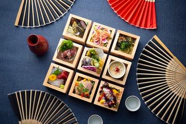 京旬宴家 露飯 ‐ROHAN‐  コースの画像