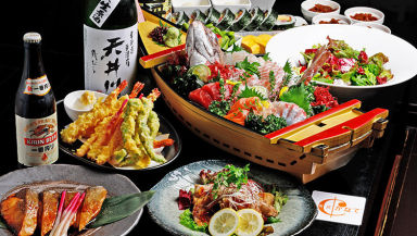 美食屋 かなで 草津大路店  コースの画像