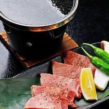 【かなで名物】<特選黒毛和牛>石焼ステーキ