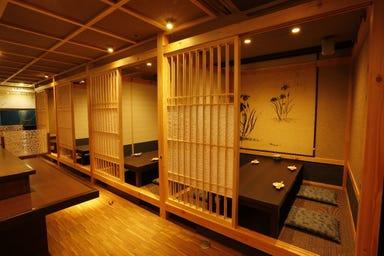 海鮮酒場 博多ざかぐら  店内の画像