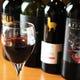 人気のワインも 多数ご用意しております。