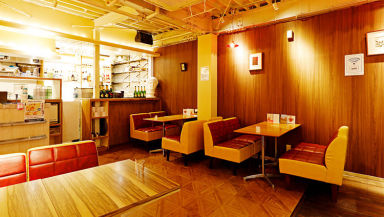 BBQビアガーデン&喫茶 マイアミ 新宿 店内の画像