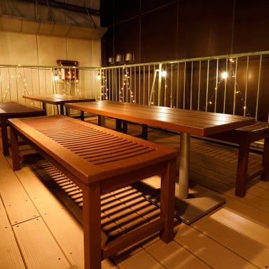 BBQビアガーデン&喫茶 マイアミ 新宿 こだわりの画像