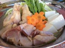 特製 水炊き鍋