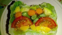 旬菜印 野菜テリーヌ
