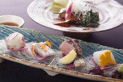 神戸ベイシェラトンホテル&タワーズ 日本料理「松風」
