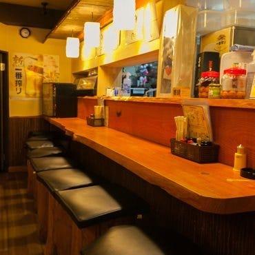 海鮮鳥料理 ここから  店内の画像