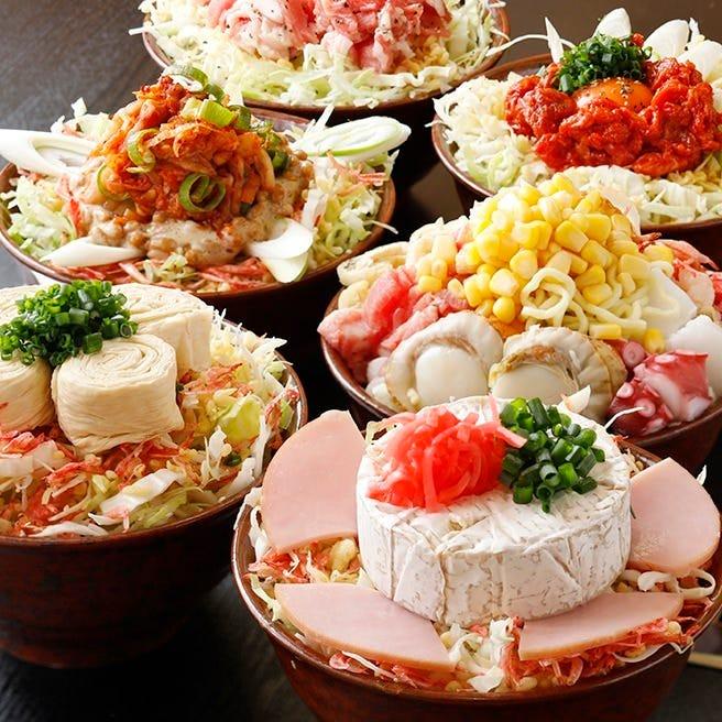 関東で希少な特製ソースが絶品 他では味わえない豊富なもんじゃ