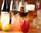 ビール、ワイン、サングリアなどなどドリンクも豊富です~