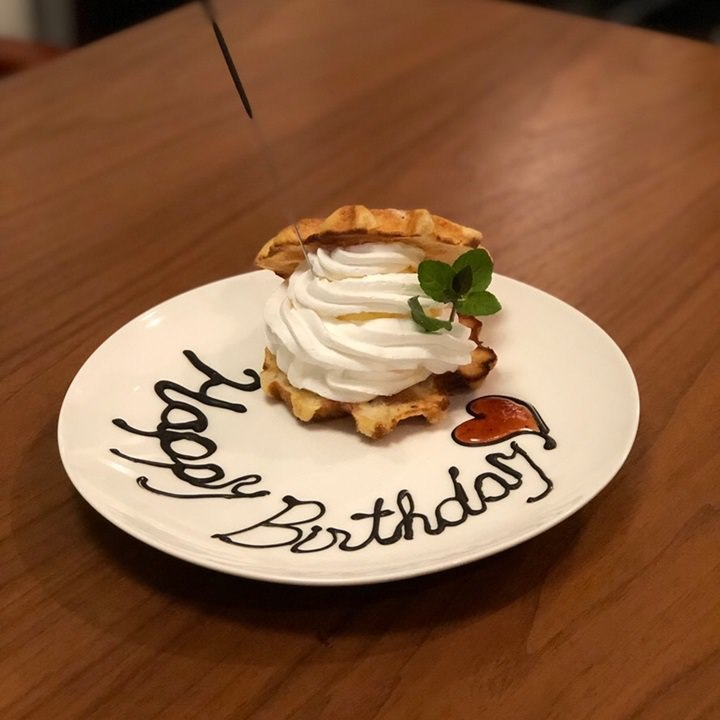 【サプライズ】誕生日・記念日に♪