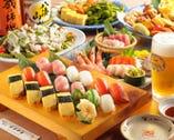 各種ご宴会におすすめ♪ 2時間飲み放題付宴会コースは5000円~