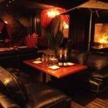 ◆大人気!店内奥のソファ席◆