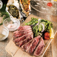 絶品!!肉バル料理や和牛を堪能!