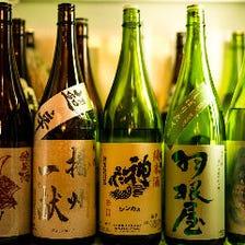 [280円均一]全国の日本酒47種類以上