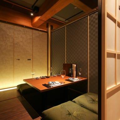 瓦町個室 藁焼き 龍馬 高松店  店内の画像