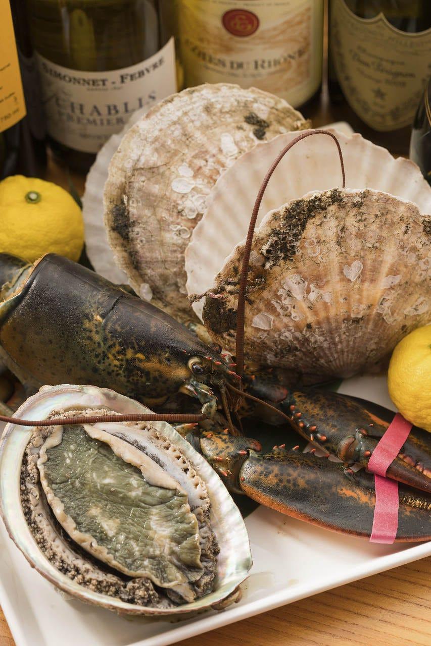 季節感溢れる旬の厳選食材を使用