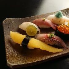 『極上の寿司』をお持ち帰りでどうぞ