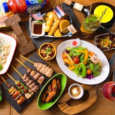 焼き鳥×日本酒 バードスペース 豊橋店 コースの画像