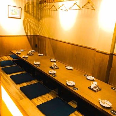 焼き鳥×日本酒 バードスペース 豊橋店 店内の画像