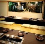 【宴会個室】26名様可能な掘りごたつ席<ご予約受付中>