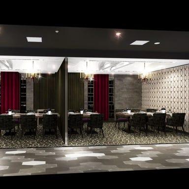レストラン アルエット レンブラントホテル海老名  店内の画像