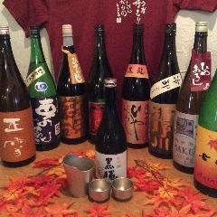 日本酒と生姜料理居酒屋 しょうがもん