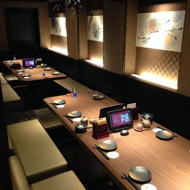 個室居酒屋 寧々家 秋田駅前店 店内の画像
