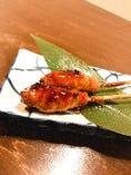 肉巻き葉生姜