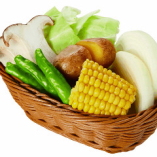 国産焼き野菜盛り合わせ